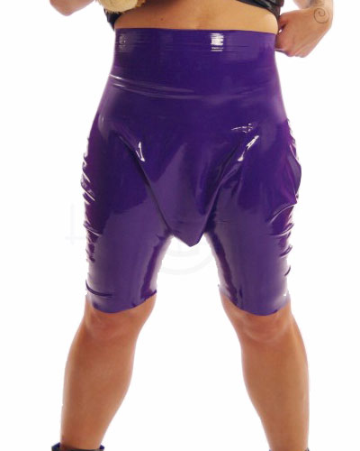 Latex Diaper Bermuda - Unisex