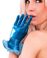 Latex Baby Gloves