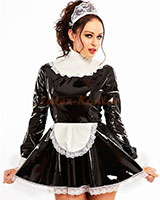Melody Maids Dress aus Lack