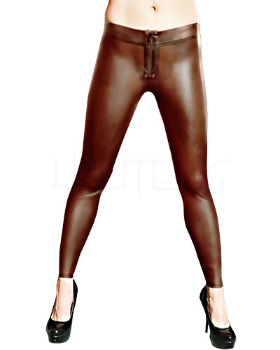 Glued Latex Leggings