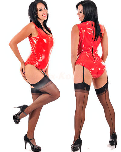 Ladies PVC Swimsuit Body