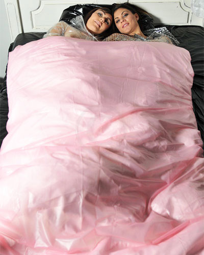 King Size PVC Duvet Cover