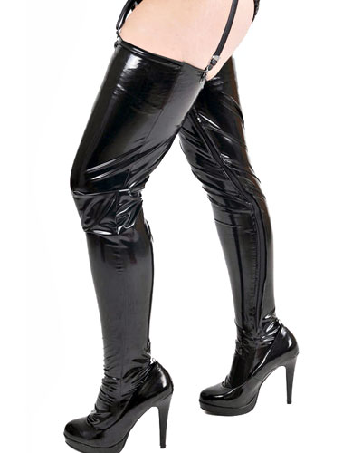 PVC Bed Boots