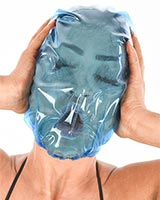 PVC Shower Cap - also for Breath Play