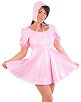 PVC Sissy Costume for Ladies