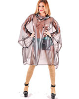 PVC Ladies Poncho