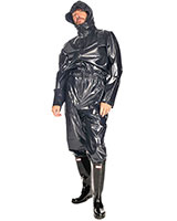 PVC One Piece Suit for Men