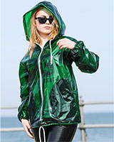 PVC Jelly Coat
