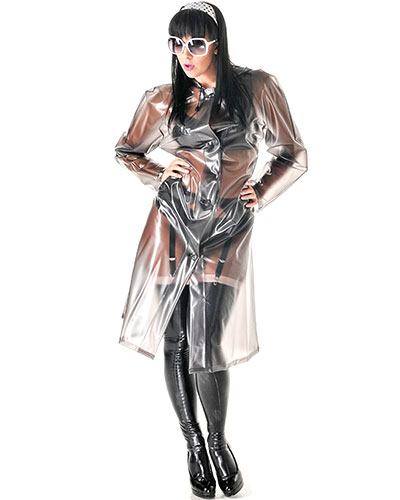 Fifties PVC Coat