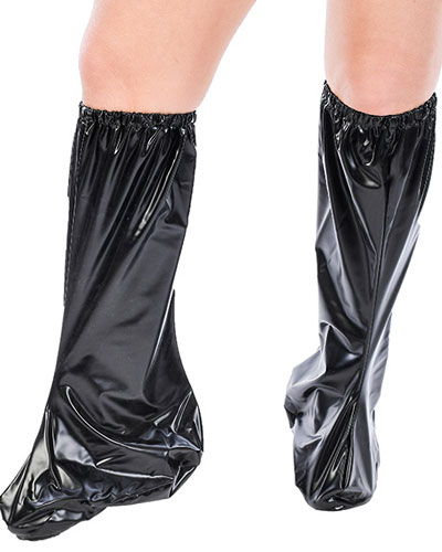 PVC Over Boots