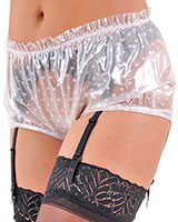 PVC Vintage Knickers