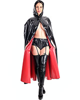 Two Colour PVC Cape Unisex
