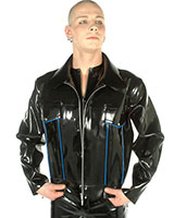 Latex Cowboy Jacket