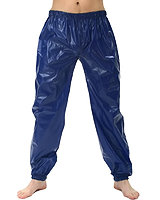 PVC Jogging Trousers