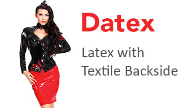Datex - Latex with Textile Back