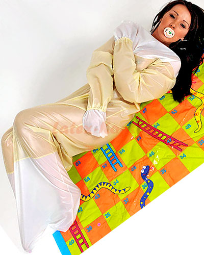 PVC Adult Baby Sleepsack
